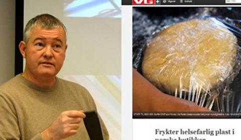 - Slik plast brukes ikke i Norge, sa Ole Jan Myhre etter VGs oppslag om bruk av DIMP.