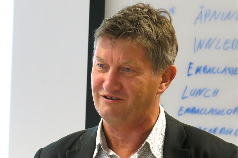 Ole Jørgen Hanssen i Østfoldforskning har vært med å lede internkurset.