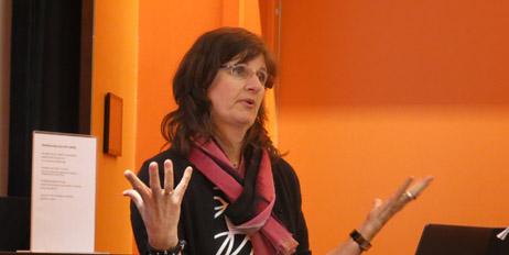 Styreleder Helga Næs ønsker seg flere medlemmer i Emballasjeforsk.