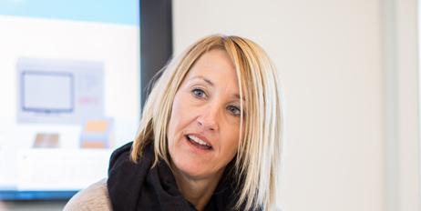 Kari Bunes var tilstede på debatt om marin forsøpling på Arendalsuka.
