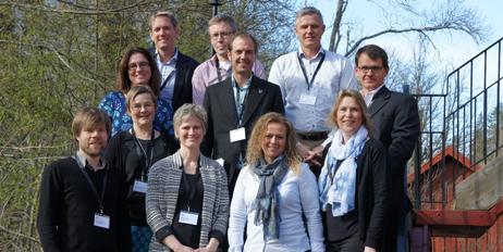 Hanne Møller og Marit Kvalvaag Pettersen er norske deltakere i Packaging Saves Food Research Group.