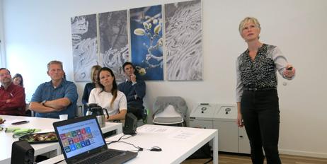 - Lagringstemperatur har mye å si for holdbarheten, sier Hanne Møller
