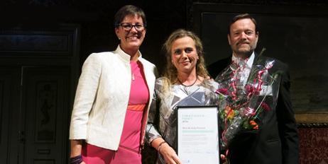 Seniorforsker Marit Kvalvåg Pettersen i Nofima vant Emballasjefagprisen i 2016. Er det din tur i år?