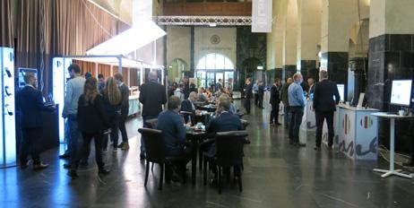 130 besøkende var påmeldt minimessen til Lexit.