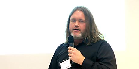 Lars Brede Johansen i Grønt Punkt Norge.