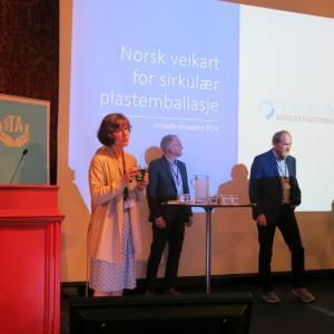 Ellen Behrens leder Forum for sirkulær plastemballasje