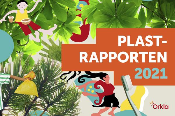 Orkla Sverige presenterer Plastrapporen 2021